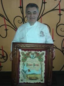 Julián del Restaurante Posada Real de Cuenca
