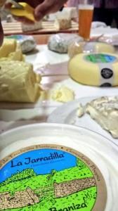 La mantequilla que quiso ser mantequilla.