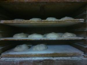 Montaňas de pan